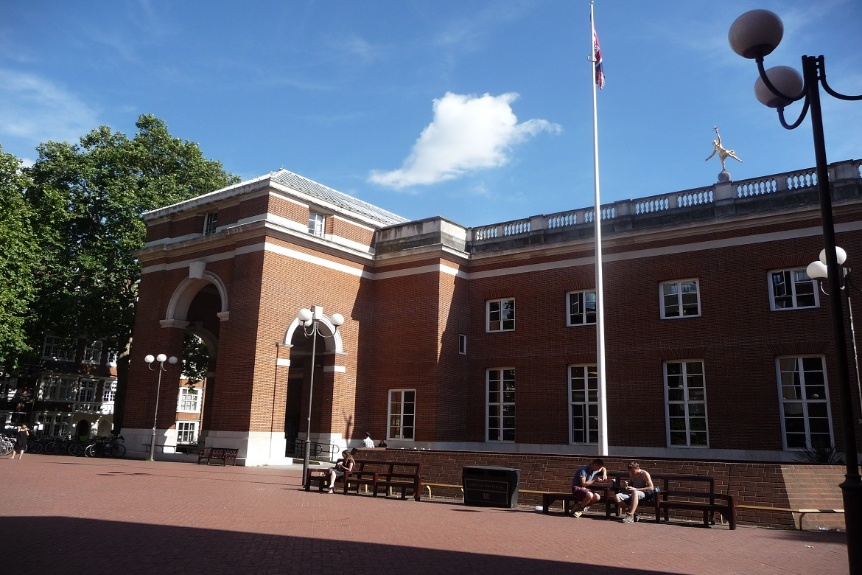 Kensington Central Library p3