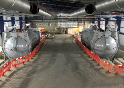 Autoclave-Vessels-installed