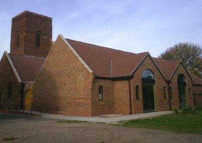 St Cedd's