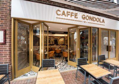 168 High St and Caffe Gondola