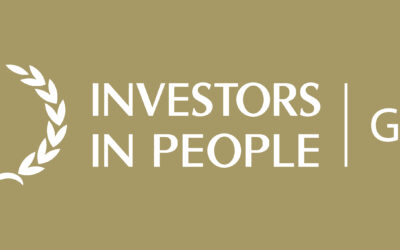 Investors In People – Gold Award