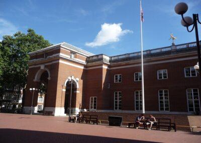 Central Library Kensington
