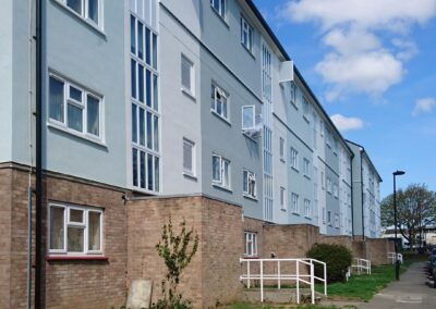 Lytchet Way – Roof Top Units