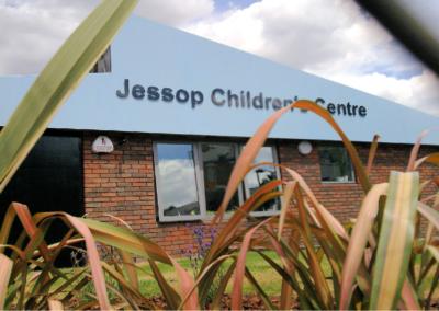 Wave 2 Children's Centres Programme