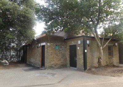 Parliament Hill WC Refurbishment