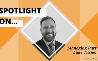 Spotlight On… Luke Turner